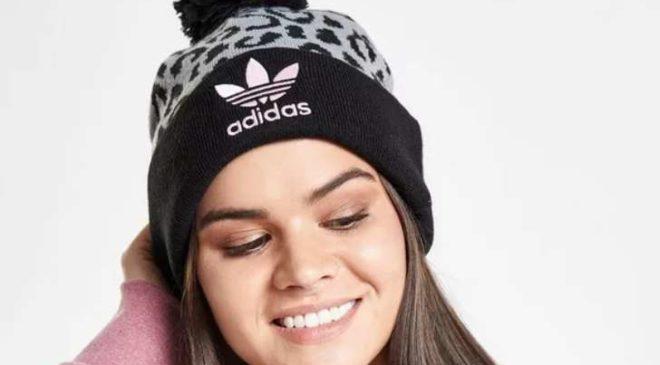 le bonnet Adidas Originals à pompon SOLDES