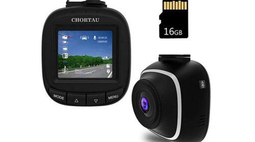mini camera auto dashcam CHORTAU a bas prix