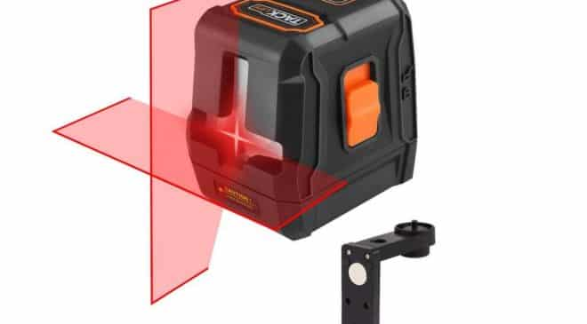 niveau laser horizontal - vertical Tacklife SC-L07
