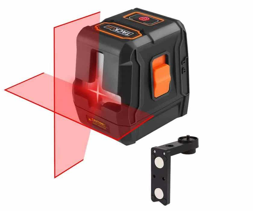 niveau laser horizontal - vertical Tacklife SC-L07