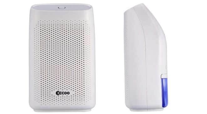 petit déshumidificateur electrique silencieux EECOO