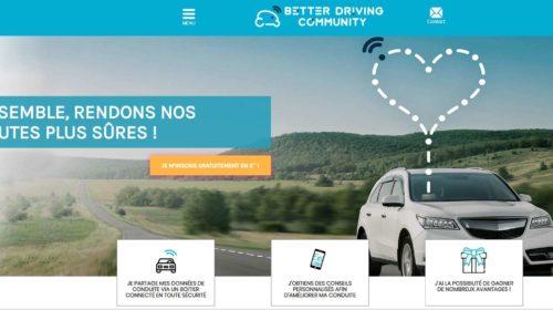 rejoignez Better Driving Community by Michelin et gagnez des cadeaux