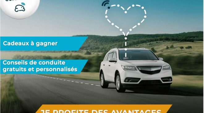 système Better Driving Community par Michelin