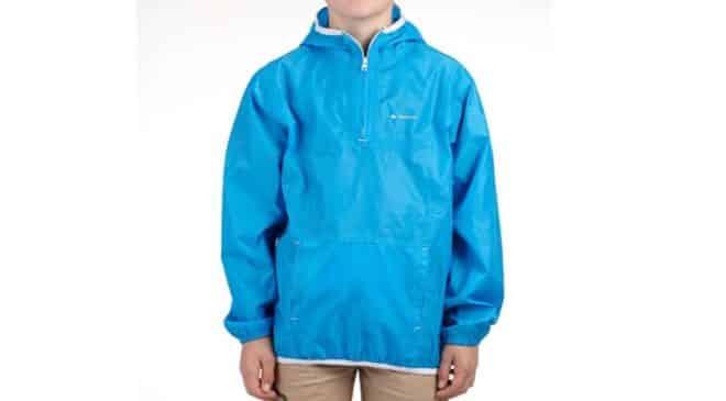veste de randonnée enfant Quechua Hike 100