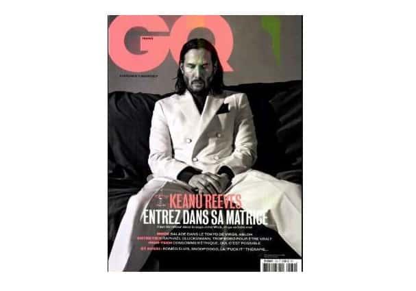 Abonnement GQ pas cher