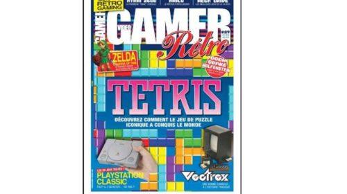 Abonnement Vidéogamer Retro magazine pas cher