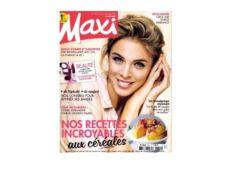Abonnement magazine Maxi pas cher 40,4€ l'année (hebdo 52N°) au lieu de 88€ 🔥