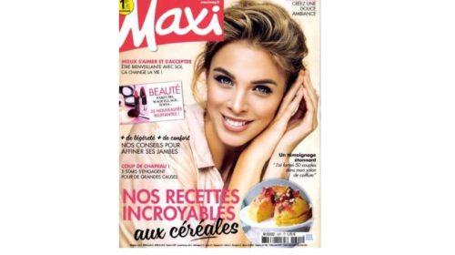 Abonnement magazine Maxi pas cher