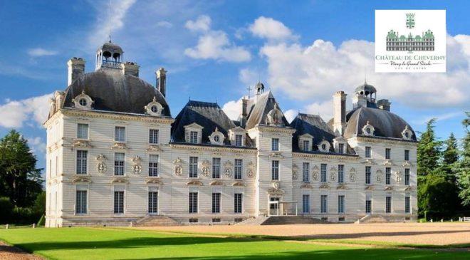 Billet visite du Château de Cheverny pas cher