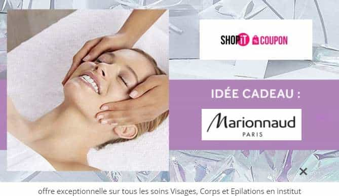 Bon achat instituts Marionnaud