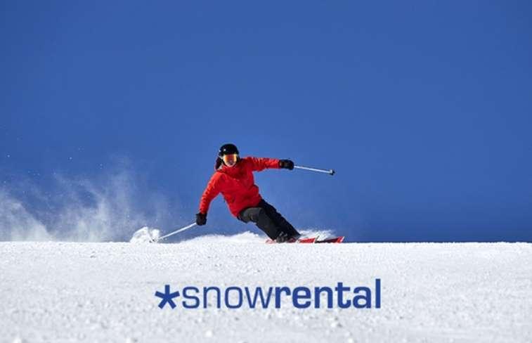 Bon de réduction Snowrental location en ligne de matériel de ski