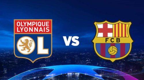 RMC Sport voir OL - FC Barcelone