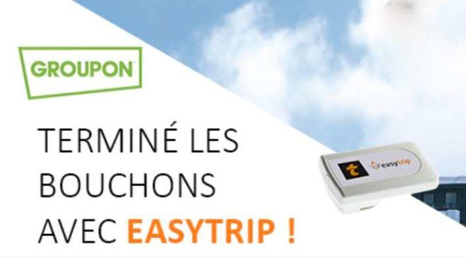 Offre badge télépéage 5€ le badge Easytrip