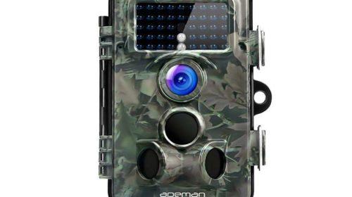 PROMO caméra chasse et surveillance infrarouge Apeman H68 Trail