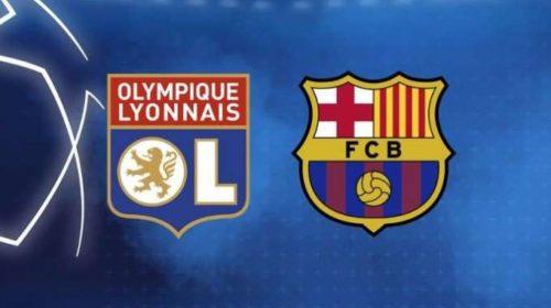 RMC Sport voir FC Barcelone - OL