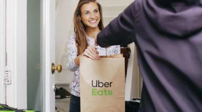 Rosedeal Uber Eats bon d'achat