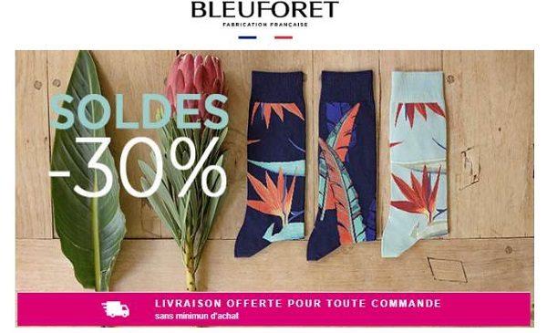 Soldes Bleuforêt = 30% + Livraison Gratuite Sans Minimum
