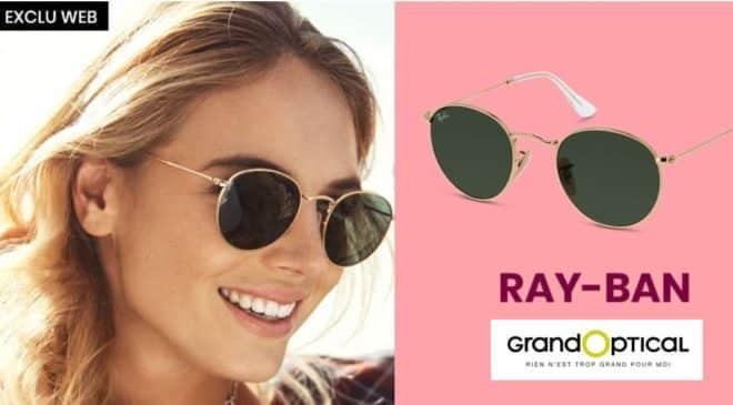 Soldes Grand Optical lunettes de soleil