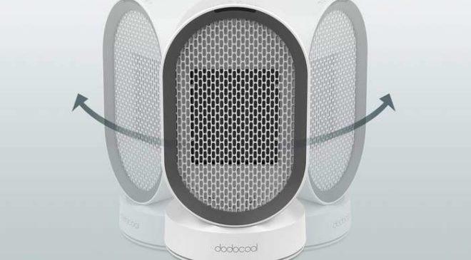 mini radiateur céramique Dodocool