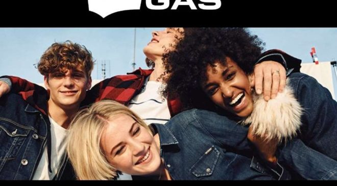 remise supplémentaire sur les soldes Gas Jeans