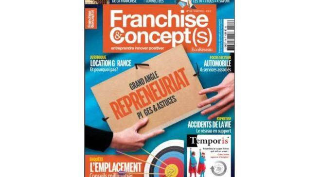 Abonnement EcoReseau Franchise et Concept(s) pas cher