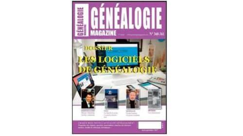 Abonnement Généalogie Magazine pas cher