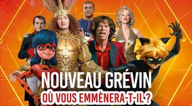 Billetterie Grévin Paris moins chère en Vente Privée