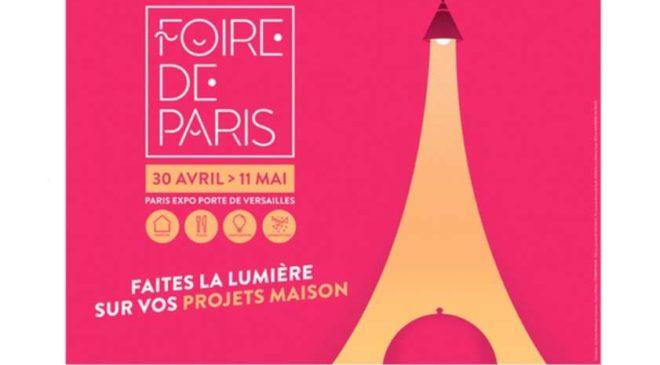 Entrée Foire De Paris 2020 Moitié Prix