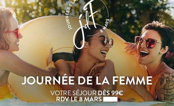 Inscrivez Vous à L'offre Madame Vacances 99€ Le Séjour D'une Semaine
