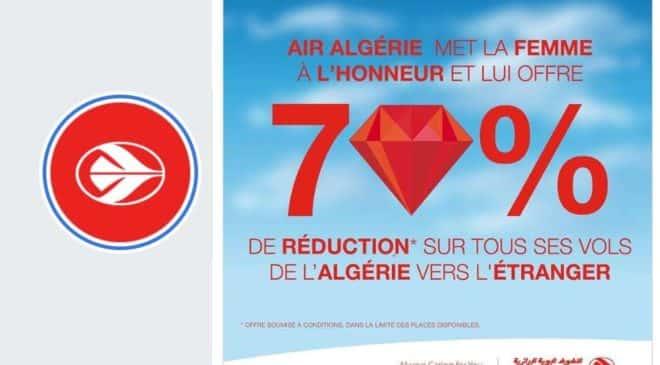 Journée de la femme Air Algérie