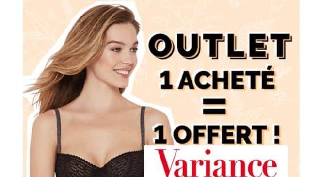 Opération Outlet Variance Lingerie