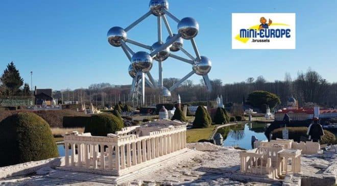 Ticket Parc Mini-Europe à Bruxelles pas cher : dès 8,5€ – parc de miniatures et animations