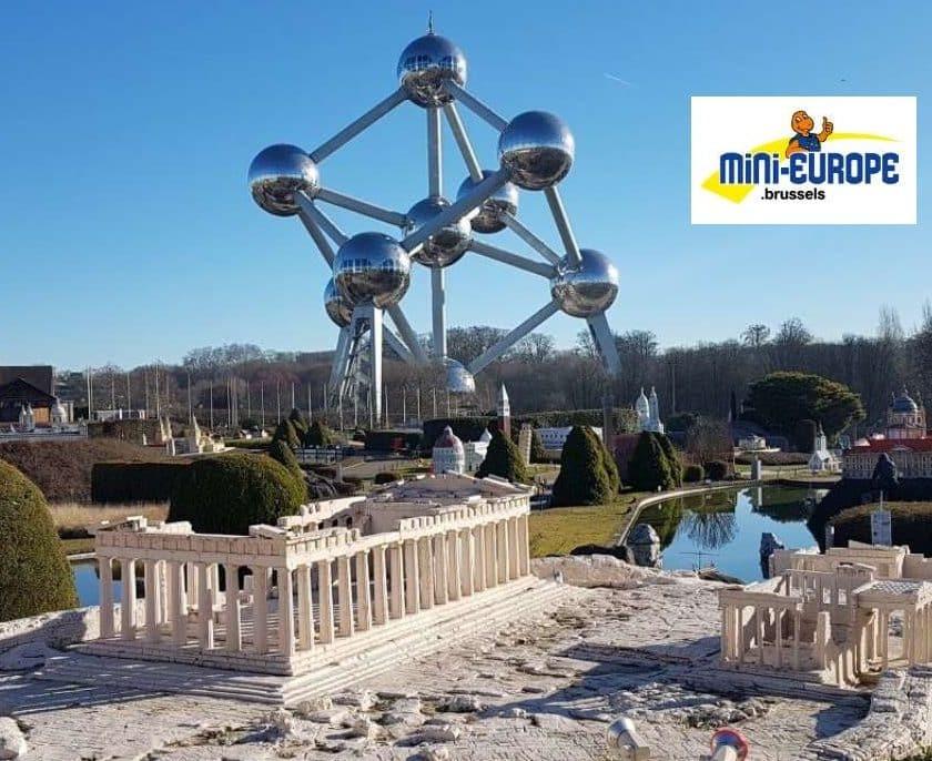 Ticket Parc Mini-Europe à Bruxelles pas cher