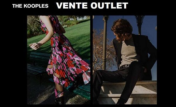 Vente Outlet The Kooples