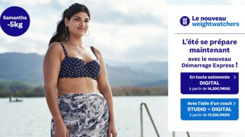 Vente Privée WW le nouveau Weight Watchers