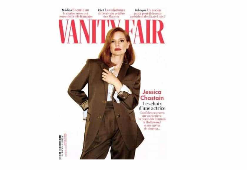abonnement 1 an au magazine Vanity Fair pas cher
