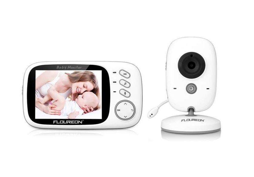 bonne affaire babyphone vidéo avec écran Floureon