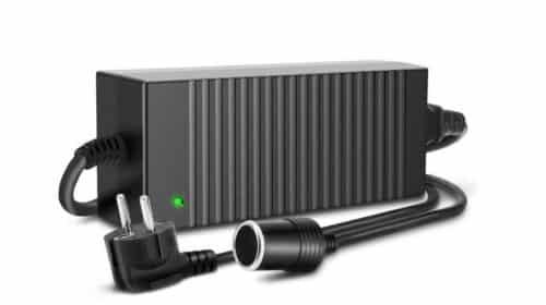 convertisseur électrique de 220V vers 12V (prise allume cigare) Trehai