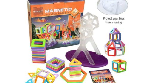 kit de blocs de construction magnétiques Innoo Tech