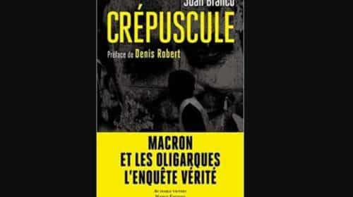 livre Crépuscule de Juan Branco en lecture gratuite sur blog Le Monde