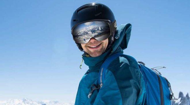 masque de ski antibuée ENKEEO UV400