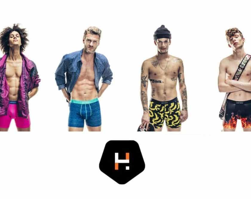 remise sur les sous-vêtements masculin Loïc Henry