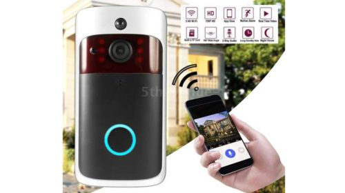 visiophone wifi connecté smartphone ebay