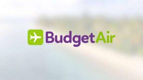10€ de remise sur les vols réservés sur Budget Air