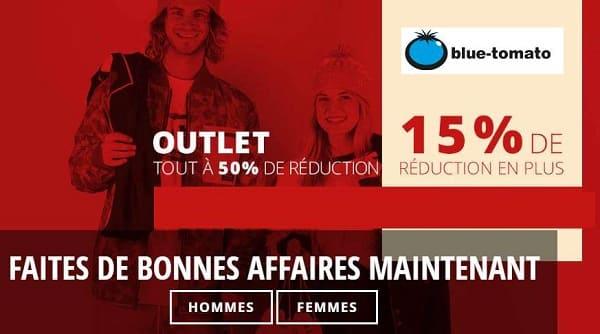 15% De Remise Supplémentaire Sur Les Promotions Blue Tomato