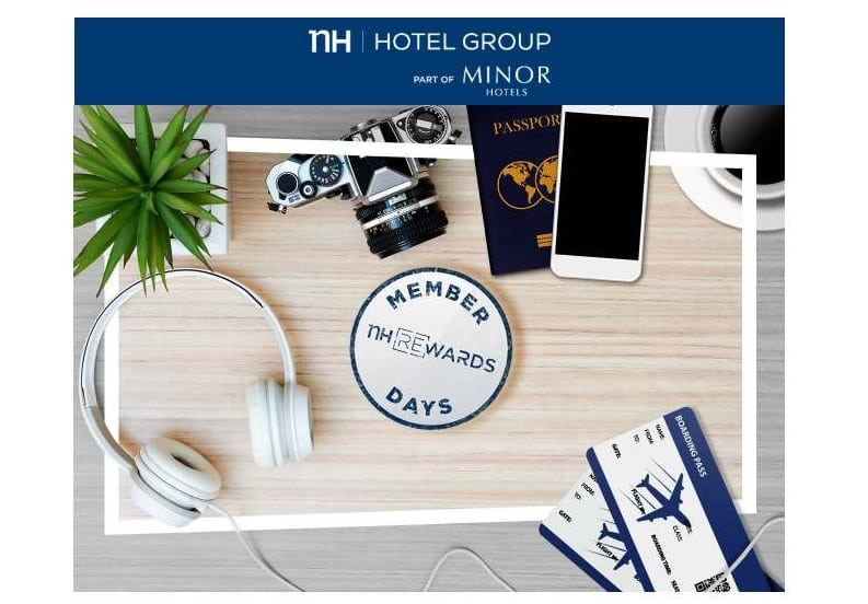 25% de remise sur votre séjour dans un hôtel NH Hôtel
