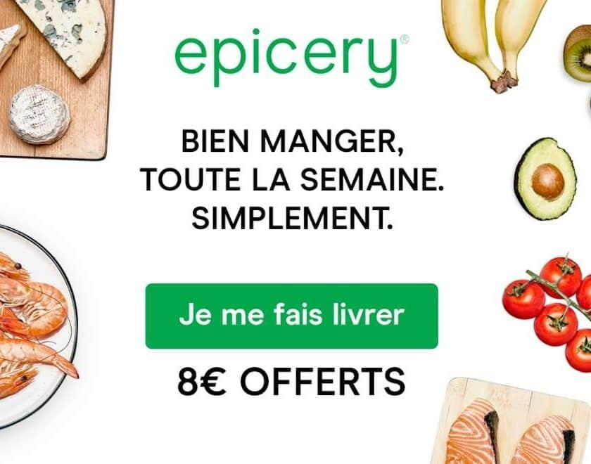 8€ de remise sur epicery le site qui permet de commander chez les commerçants de quartier
