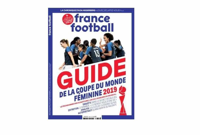 Abonnement France Football pas cher
