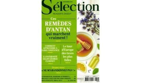 Abonnement Sélection du Reader's Digest pas cher