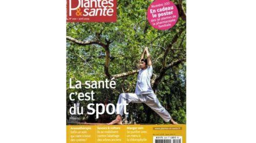 Abonnement magazine Plantes & Santé pas cher